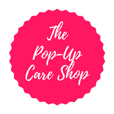 The Pop-Up Care Shop logo
