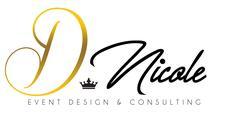 D. Nicole Events logo