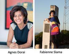 Agnes Dorai et Fabienne Slama, coach professionnel certifiées ACC. logo