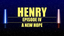 Henry, Episode IV: A New Hope logo