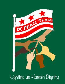 DC PEACE TEAM logo