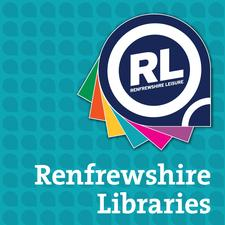 Renfrewshire Libraries logo