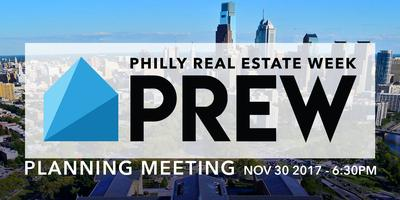 Philly Real Estate Week Planning Meeting