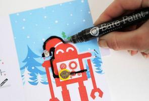Light-Up Christmas Cards Workshop