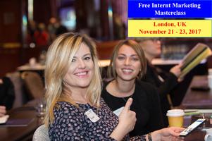 FREE TICKET: Internet Marketing Workshop - London, UK...
