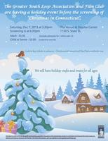"Film Club Screening of ""Christmas in Connecticut"" with..."