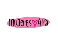 Mujeres Alfa logo