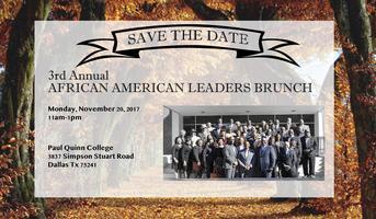 African American Leaders Brunch