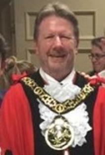 The Mayor of Haringey, Cllr Stephen Mann logo