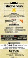Stache Bash + Philippine Fundraiser - Hosted by...