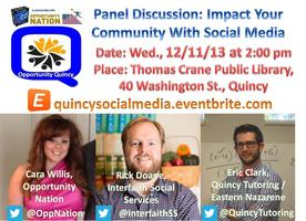 Impact Your Community With Social Media: Recognize, Empower, &...