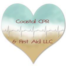 Coastal CPR & First Aid, LLC logo