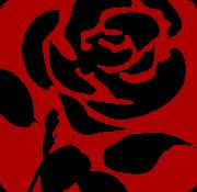 Brecon Labour Party logo