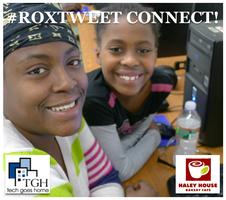 #RoxTweet Connect!