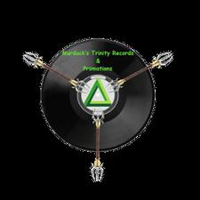Murdock's Trinity Records & Promotions logo