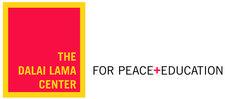 Dalai Lama Center for Peace and Education logo