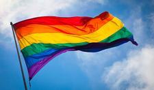Glastonbury LGBTQ logo