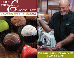 Port, Wine & Chocolate Lovers' Weekend 2014