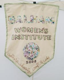 Balham Women's Institute logo