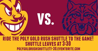Poly Gold Rush Shuttle