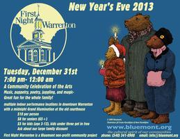 First Night Warrenton 2013