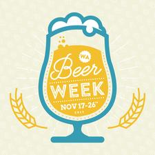 WA Beer Week  logo