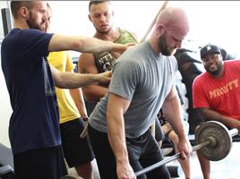 Strength Camp Performance Clinic (6/6 - 6/7/2014)