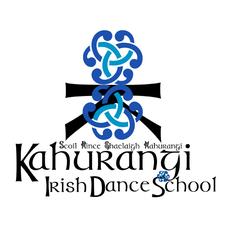 Kahurangi Irish Dance School logo