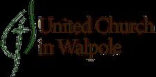 United Church in Walpole logo