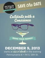 Repair the World: Philadelphia presents Cocktails with...
