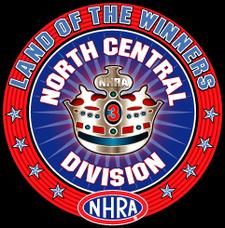 NHRA North Central Division 3 logo
