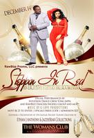 """Steppin in Red"" Holiday Stepper's Ball RAWBIZZ PROMO, LLC"