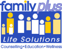 Family Plus/Life Solutions logo