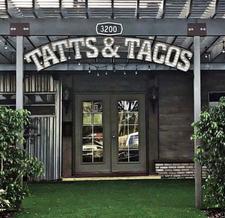 Tatts & Tacos logo