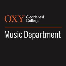 Occidental College Music Department logo