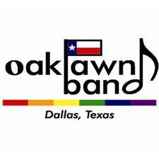 Oak Lawn Band: Timothy V. Norris Jr., Artistic Director and John Horany, President logo