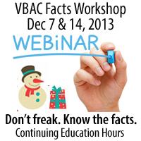 VBAC Facts December Webinar with Jen Kamel