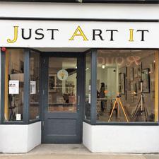 Just Art It  logo