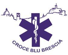 CROCE BLU - BRESCIA logo