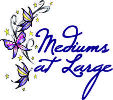 Mediums at Large logo