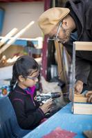 Thanksgiving break Tinkering camp