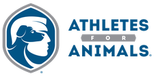 Athletes For Animals logo