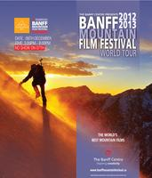 BANFF MOUNTAIN FILM FESTIVAL WORLD TOUR 2013