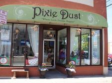 Pixie Dust- Bay Shore  logo