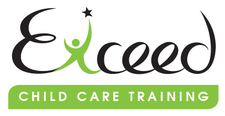 Exceed Child Care Training logo