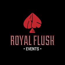 Royal Flush Events  logo