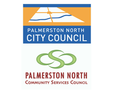 PNCC Safe Communities and Palmerston North Community Services Council logo
