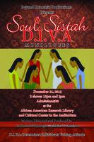 Soul Sistah: D.I.V.A. Monologues
