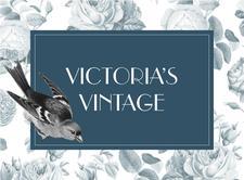 VICTORIA'S VINTAGE logo