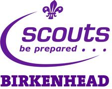 Birkenhead District Scouts logo